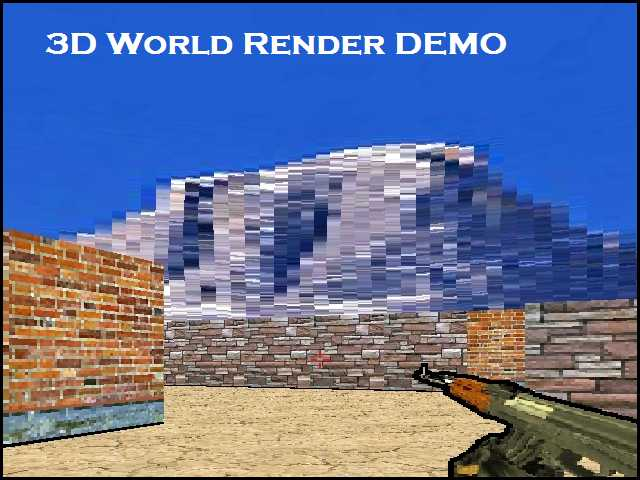 3D animation DEMO by opengl