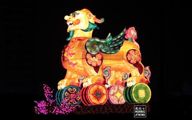 Taiwan Lantern Show 2013