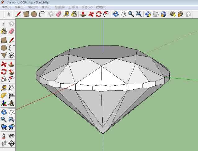 diamond-drawing-CAD