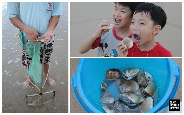 kinmen-shell-clam-beach